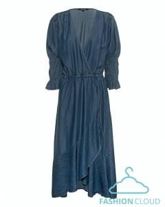 Wrap Dress Long