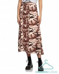 Skirt Camuflage