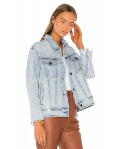 Olson Oversized Denim  Jacket