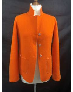 Blousonjacke Orange