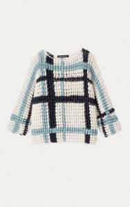 Cashmere Handstrick Pullover M/L