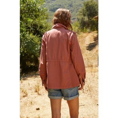 Ruby Army Jacket