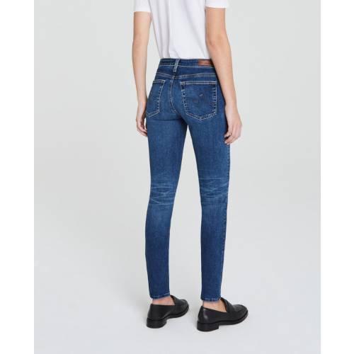 The Prima Cigarette Leg Skinny Jeans