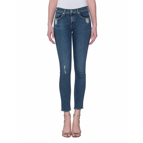 La Paz Skinny Jeans Dark Blue