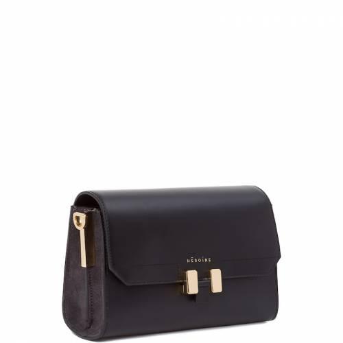 Lilia Bag Black Gold