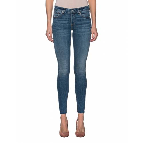 Cate Mid-Rise Skinny Jeans