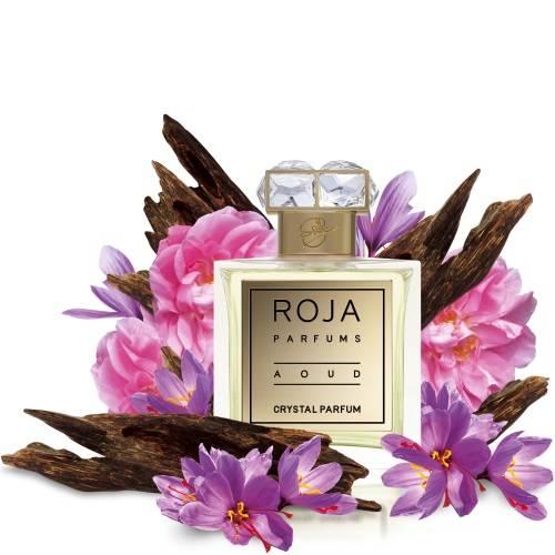 Aoud  Crystal Parfum Sondergröße