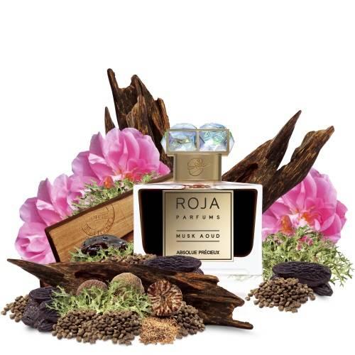 Musk Aoud Absolue Precieux Parfum