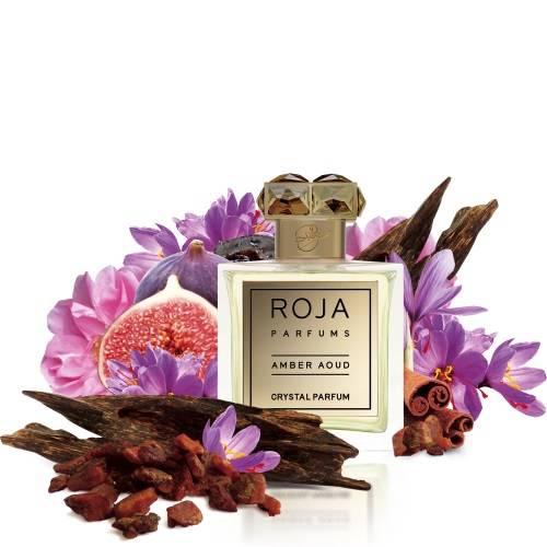 Amber Aoud Crystal Parfum